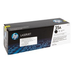 HP Black Toner 35A (CB435A) - (P1005/P1006)