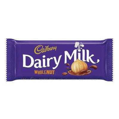 Cadbury Whole Nut 150g