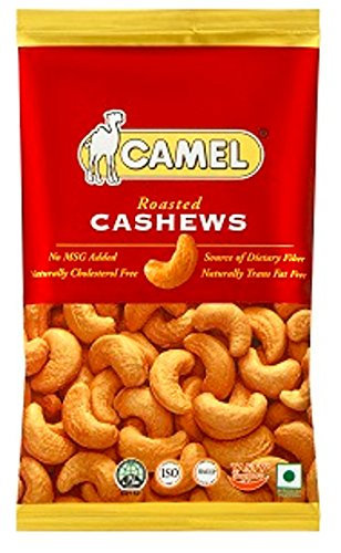 Camel 40G Roasted Salted Cashews