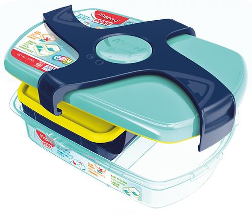 Boîte à Déjeuner Concept Kids Turquoise 1.7l
