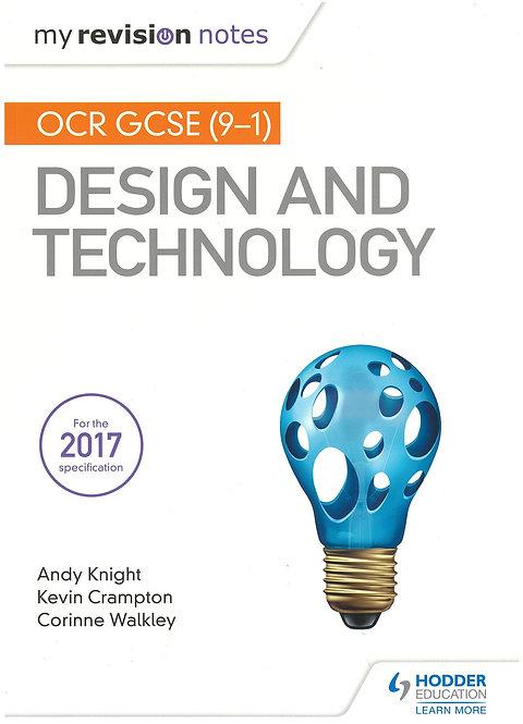 Design and Technology OCR GCSE(9-1)
