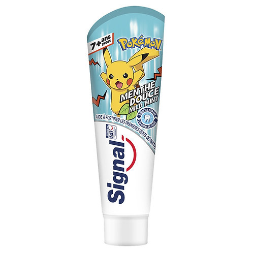 Signal toothpaste Kids 7ans + (75ml)