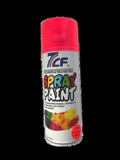 Spray Paint Interior/Exterior FLUO