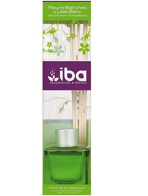 IBA Fragrances- Fleurs Blanches & Lilas Blanc