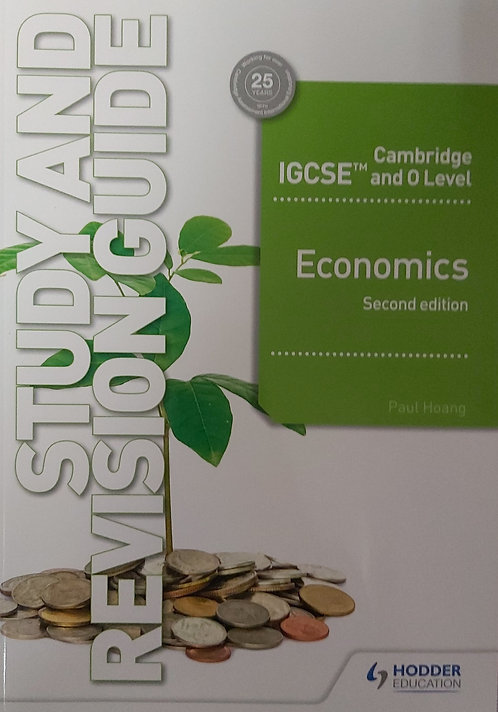 Igcse & O Level Economic Revision Guide 2Nd Edition
