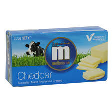 Melbourne Cheddar Cheese 250g