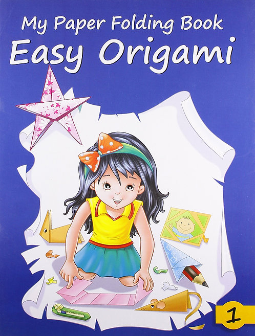 My Paper Folding Book Easy Origami