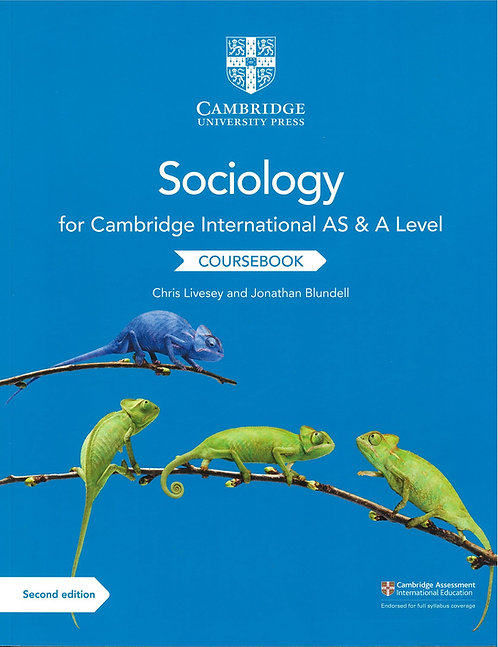 CUP - Sociology AS & A Level 2nd Ed