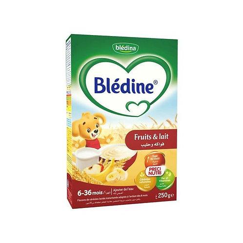 Bledine Fruits & Lait 250g