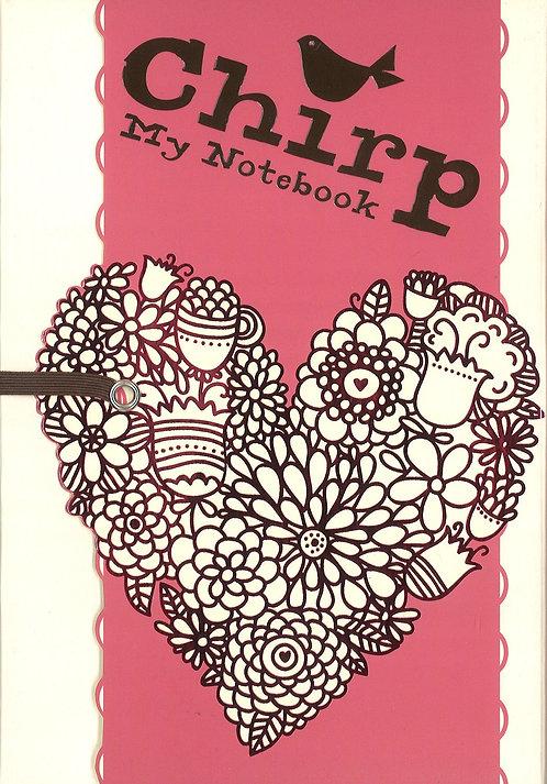 Chirp My Notebook
