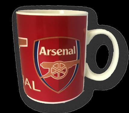 Arsenal Football Mug