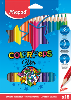 Colour Pencils Color'Speps (boc of 18)