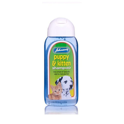 Johnson Puppy + Kitten Shampoo