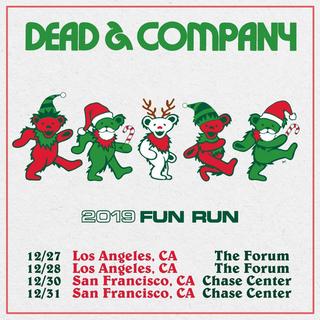 Dead & Company 2019 Tour Promo