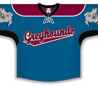 Greyhounds Jersey & Mascot Design
