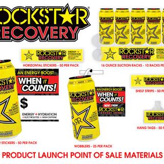 Rockstar Recovery POS Set