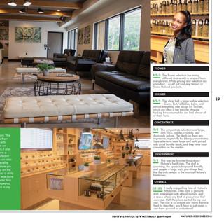 Leaf Nation MD - Magazine Design