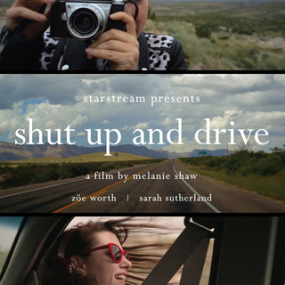 Shut Up and Drive Movie Poster