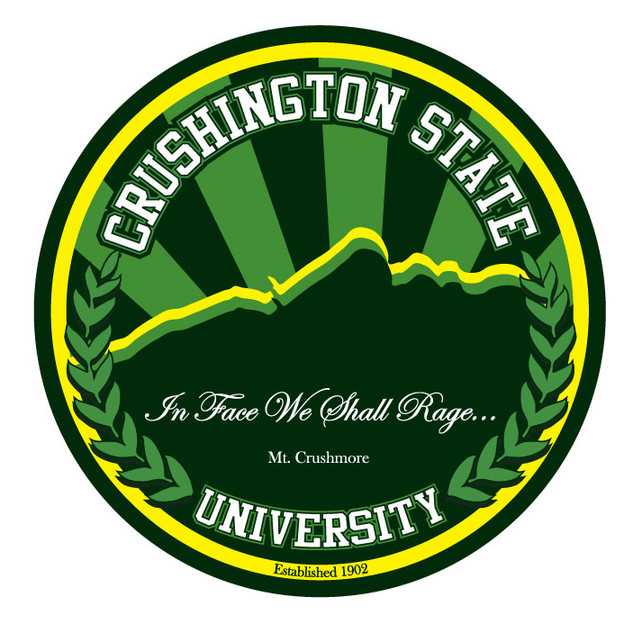 Crushington State University