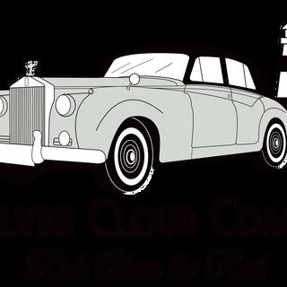 Silver Cloud Coach Logo Design