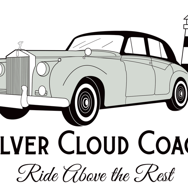 Silver Cloud Coach Logo Design