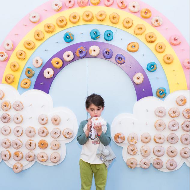 Donut Wall Design