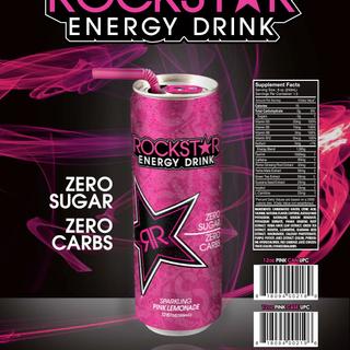 Rockstar Energy Drink Sell Sheet