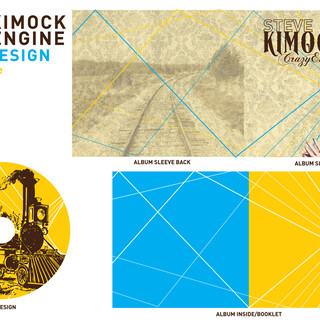 Steve Kimock Album Art