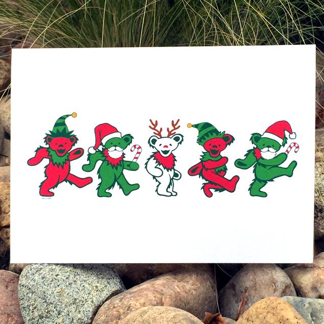 Jingle Bears Holiday Card