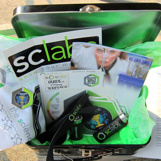 SC Labs Giveaway Box