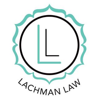 Lachman Law Logo Design & Rebrand