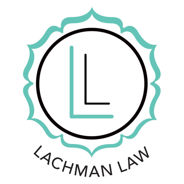 Lachman Law Logo Design & Rebrand