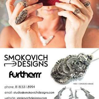 Smokovich Designs Promotional Material