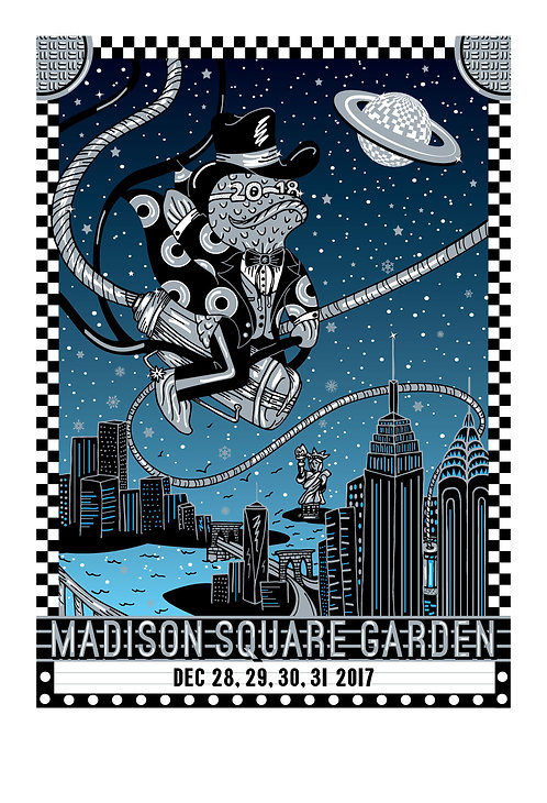YEMSG-17 New Year's Poster