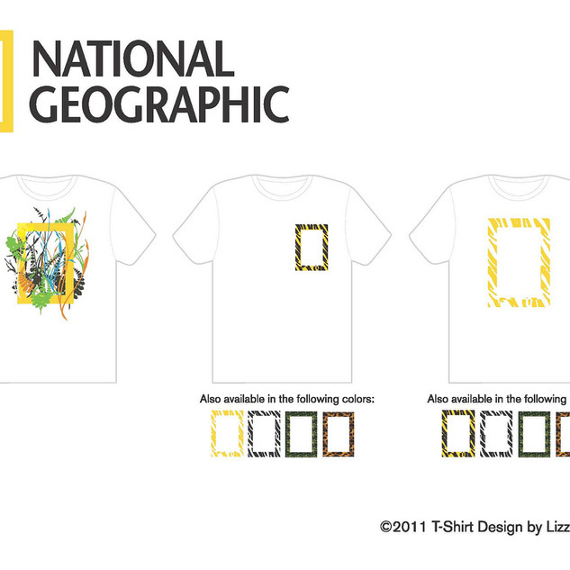 National Geographic Apparel