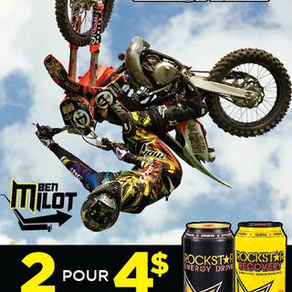Rockstar Energy Drink Poster