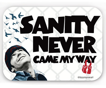 Sanity Sticker