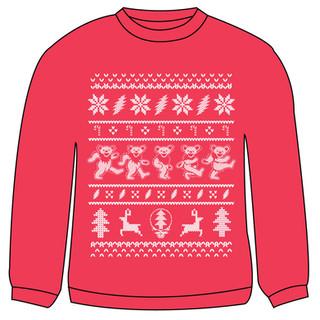 Grateful Dead Ugly X-Mas Sweater