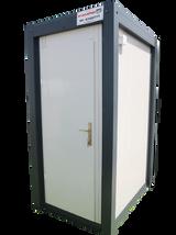 """מעלות מבנים- """"קלאסי"""" יחיד- מבנה שירותים נייד מידת מבנה: 110/145 ס""""מ"""