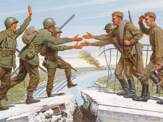 Вторая Мировая Война и антифашистская борьба
