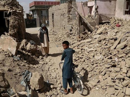 США и НАТО - главные виновники бедствий в Афганистане