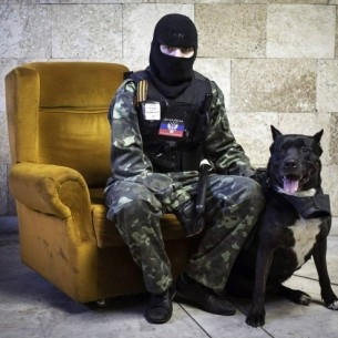 Весна русской контрреволюции. 2014