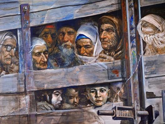 18 мая - День памяти жертв депортации крымских татар