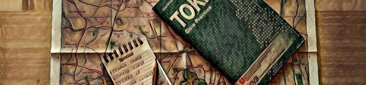poster planificando, viaje jappon