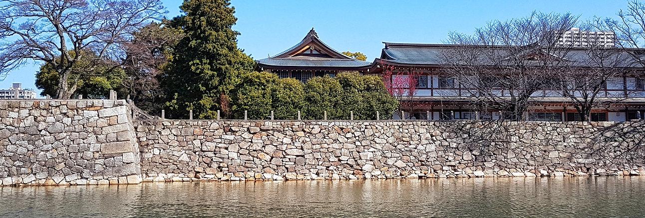 castillo hiroshima, hiroshima castle, hiroshima, japon, japan, castillo japones