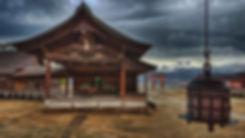 miyajima, isla, gran tori, tori, hiroshima, japon, japan