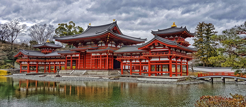 byodo-in, uji, japon, japan