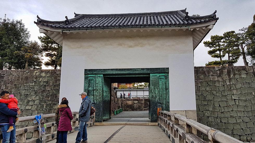 nijo castle, castillo nijo kioto