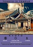 KYOTO TENRYU-JI