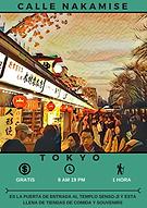 TOKYO NAKAMISE